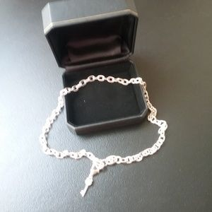 "Judith Ripka Jewelry - Judith Ripka Sterling & Diamonique 20"" Necklace"